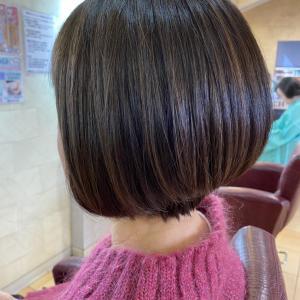 60代☆若見えヘアスタイルも大事だけど、髪はやっぱり『ツヤ感』が一番大事♪