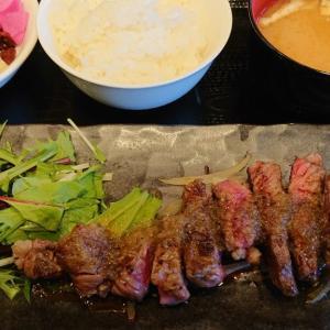 千葉中央から移転の鉄板焼きグリル 美彩やへ初訪問! ランチの名物ザブトンステーキがリニューアルOPEN特価にて提供!
