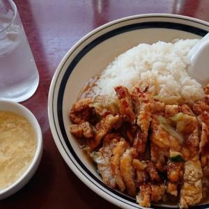 千葉中央が誇る広東料理のお店、中国料理 生味園 ランチは相席止むなしな人気店で頂く、ボリュームあり過ぎな揚げ豚ロースかけご飯