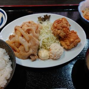 千葉中央、唐揚げ&お弁当 えんまんをようやく初訪問! ボリュームたっぷり「えんまん定食」を頂くも、やっぱり食べたいのは夜のおでん!?