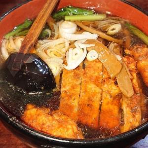 中央区都町中通りのディープ過ぎる中華、紅梅軒へついに初訪問! 衝撃的なボリュームを誇るとんかつ入りラーメン(中華風)を食べてみた