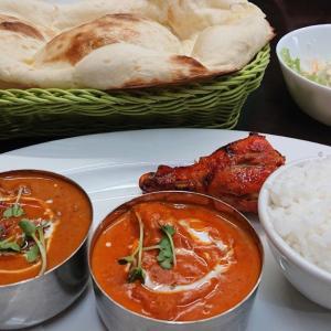 東千葉駅から徒歩5分、インド・ネパールレストラン ヤミーが1月リニューアル? 日替わりの茄子&じゃがいもカレーにポークカレーを激辛仕様でオーダー