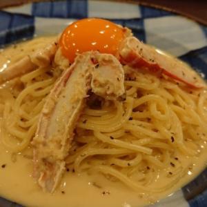 焼きたてパンが食べ放題、鎌倉パスタ ペリエ千葉店へ モチモチ食感の生パスタに蟹の旨味120%、蟹づくしのスープカルボナーラを食べてみた