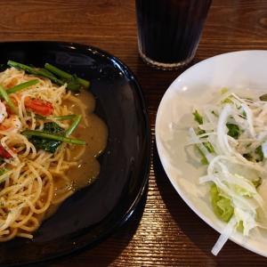 千葉中央駅前に、パスタ&グリルレストラン CUEVAがオープン もっちり生パスタで頂く「バター醤油の海老味噌ペペロンチーノ」が激ウマだった!