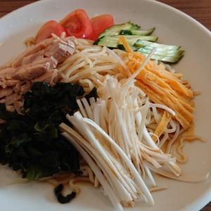 東千葉の新店、東昇餃子宴に「絶品こだわりの・・・」!? 王道クラシカルな裏メニュー?冷やし中華を食べてみた