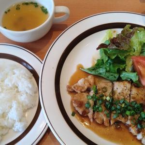 西千葉の洋食屋さん、ダイニング カーサで頂くポークジンジャー 各種メニューもさることながら、実は「お子様プレート」が凄い!?