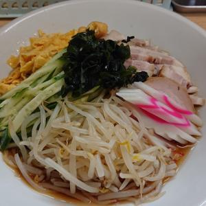 千葉中央の老舗中華、タンメン胖に冷やし中華を発見! シンプル&クラシカルな冷やし中華を食べてみた