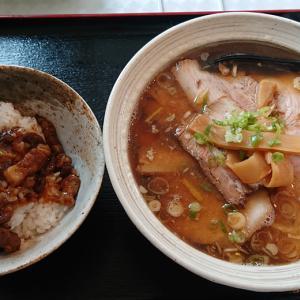 若葉区加曽利町の新店、麺屋KARYUを初訪問 節系出汁満載の中華そばにルーロー飯は無料サービス!?