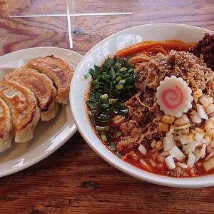 都賀の人気店、餃子の並商にも夏季限定メニュー 絶品スープに辛シビ満載、冷やし台湾そばを食べてみた