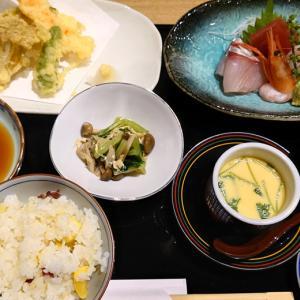 千葉駅近くの新店 寿司 虎視眈々が9月よりランチ営業を開始 にぎり寿司&刺身天ぷら御膳を食べ比べ