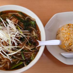 元祖勝浦タンタン麺を求め、京成みどり台 ラーメン太陽へ のはずが、焼肉ザーザーメンに舌鼓した話