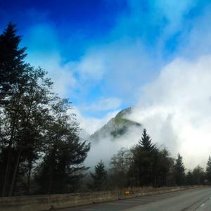 【アメリカ北西部】風と空の道 Interstate90 を行く