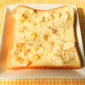 キューピー、パン工房 コーン&マヨ ♡