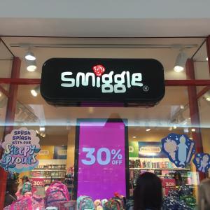 SALE時しか買わない、Smiggle