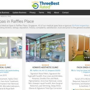 メディア掲載:Three Best Rated