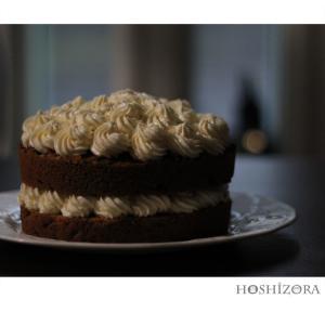 暗闇のキャロットケーキ