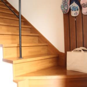 【記事掲載】3階建て上下移動を美的に削減!「無印良品」の持ち手付き帆布長方形バスケットスリム