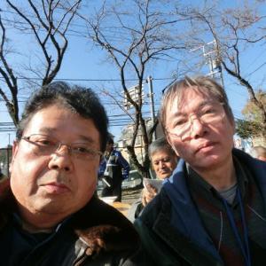 JA1AE V(井上正行さん)主催の『餅つきの集い』に参加してまいりました。