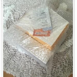韓国から化粧品が届いた♪