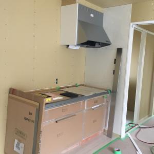 セカンドキッチンが設置されました