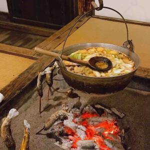 乳頭温泉 (鶴の湯)②
