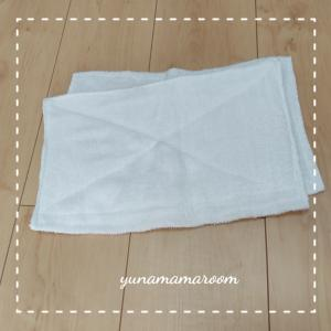 出産前の新学期準備③  雑巾作り1年分
