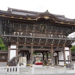 真夏の成田山詣と、川豊の鰻☆成田散策記【2021.8.7】