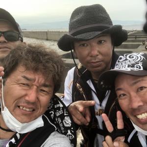 2020年大阪遠征!特攻鯛釣偏