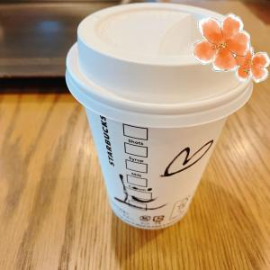 朝カフェも久しぶり