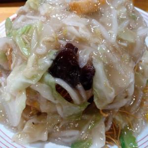 リンガーハットの皿うどん麺増量