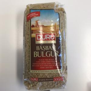 トルコ料理:ブルグルピラフ