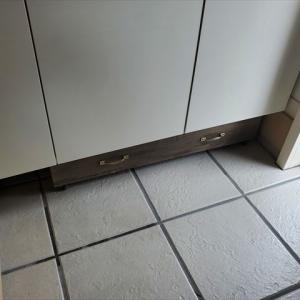 【玄関】靴箱を浮かす意味とは