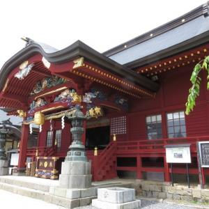 御岳山 その①(武蔵御岳神社)