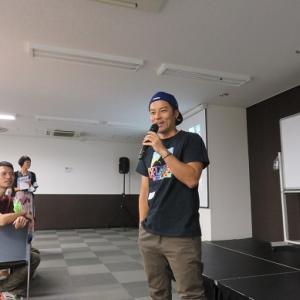 セカイムラ(仮)会議 と オリンピック開会式