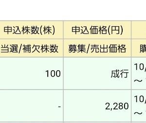 セルソース(4880)抽選結果と公募価格