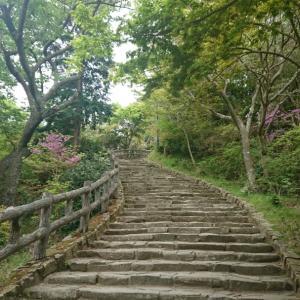 【キャンピングカー旅回想記】2020年6月六甲山❕パワースポット兵庫県摩耶山頂掬星台まで~