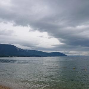 2020年7月キャンピングカー車中泊の旅❕琵琶湖で遊ぶよー❗