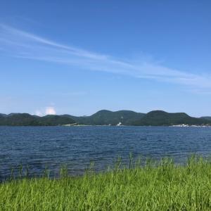 7月連休キャンピングカーで行く車中泊の旅!道の駅くみはまさん~小天橋海水浴場へ!