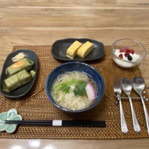 リーズナブルな2食付きプランを始めました。三輪素麺と柿の葉寿司で奈良の名物を満喫♪