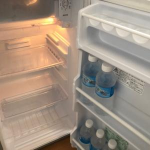 ゲストハウス大和路の共用冷蔵庫のご紹介と、フリーのお水のこと。