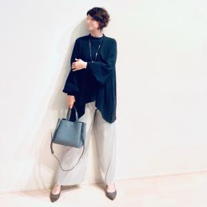 着痩せ・リラックス・体型カバー、あれこれ叶う優秀プチプラ♡/キリッとオシャレなキャンバス地バッグ