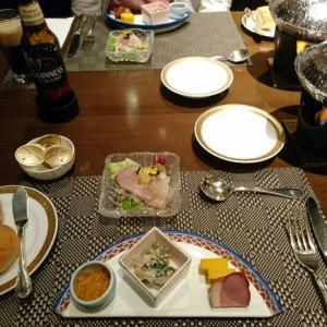 白馬東急ホテルの食事と北アルプスの絶景