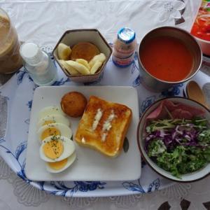 タカキベーカリー広島レモンブレッドでブランチ、十条の思い出⁉