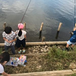 【釣り】柴山沼で爆釣!?子どもと一緒に釣りレポ