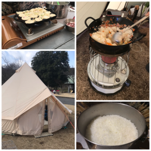 【冬キャンプ】出会いの森でついでにキャンプ2回目(笑)