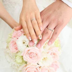 結婚しました❣️