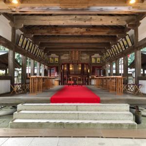 神宿る島・宗像、沖ノ島 世界遺産 宗像大社⛩&大島中津宮・三女神ツアー