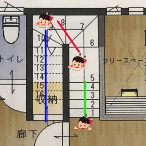 回り階段は子供に危険らしいんですが意味が分からない・・・
