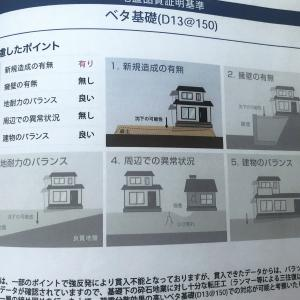 地盤研究、宅地防災の専門家に我が家の土地を調べて頂きました