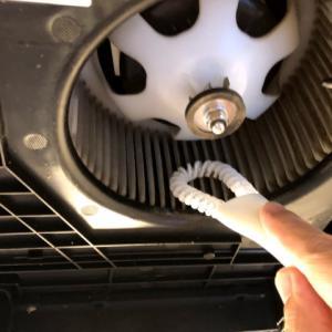 家の掃除で一番大変なのは浴室換気乾燥機です・・・普通に掃除しても汚れが取れません